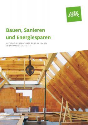 """Vorschaubild zur Meldung: Broschüre """"Bauen, Sanieren und Energiesparen"""" erschienen"""