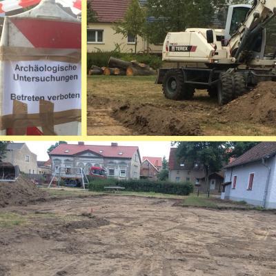 Foto zur Meldung: Werder bekommt ein neues Feuerwehrgebäude