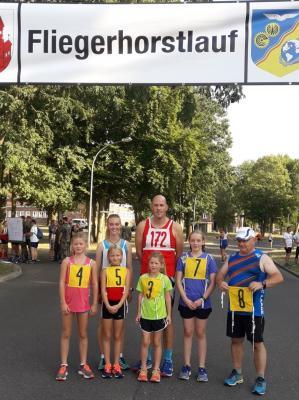 Foto zur Meldung: Trollenhagen erlebte wieder ein Laufspektakel