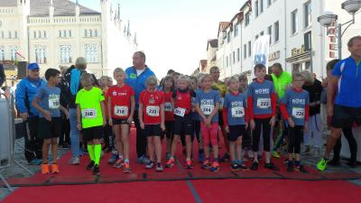 Foto zur Meldung: SC Laage rockt den 12. Bützower Citylauf