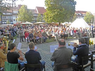 Vorschaubild zur Meldung: Sonntag, 16. September um 10:15 Uhr > Gottesdienst zum Klostermarkt