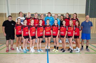 Foto zur Meldung: A-Jugend gewinnt das Berliner Füchse-Turnier