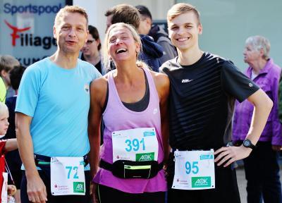 Foto zur Meldung: SVS-Lauftreff weiter aktiv – Start bei Bad Segeberg bewegt