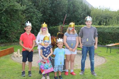 Foto zu Meldung: Kinderfest in Borgwedel
