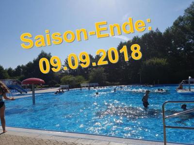 Vorschaubild zur Meldung: Bade-Saison im Freibad endet am 9.9.2018