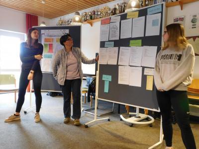 Foto zur Meldung: Jugendleiter Aus- und Fortbildung im TV Hude in den Herbstferien