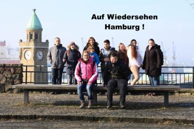 Vorschaubild zur Meldung: Klassenfahrt nach Hamburg