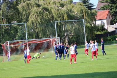 Foto zur Meldung: + + + Fußball Landesliga West 3. Spieltag + + +