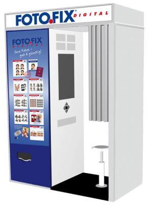 Foto zur Meldung: Fotoautomat in der Amtsverwaltung