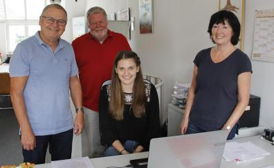 Foto zur Meldung: Alisa Greguric ist neue Bundesfreiwillige im Mehrgenerationenhaus Generationentreff LEBENSWert