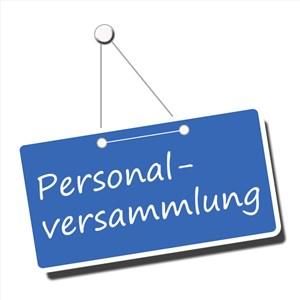 Vorschaubild zur Meldung: Personalversammlung der Gemeinde Nauheim