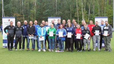 Teilnehmer Trainer C Ausbildung
