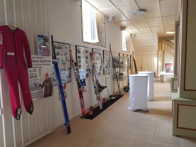 """Foto zur Meldung: Ausstellung """" Wintersport in Ruhla"""""""