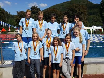 Vorschaubild zur Meldung: Schwimmen: Top-Schwimmleistung im Sauerland