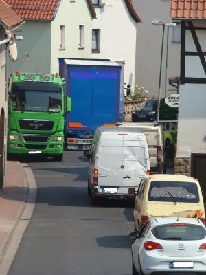 Vorschaubild zur Meldung: Gemeinde Mihla gibt Stellungnahme zum Landesstraßenverkehrsplan Thüringen 2030 ab