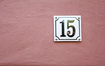 Vorschaubild zur Meldung: Gut sichtbare Hausnummern