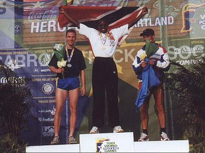 Foto zur Meldung: Nieskyer wird sensationell Polizeiweltmeister in den USA