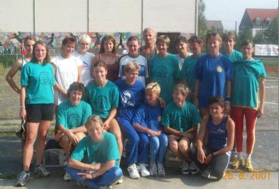 Foto zur Meldung: Nieskyer Mehrkampfmeeting 2001