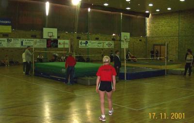 Foto zur Meldung: Hochsprungmehrkampf 2001