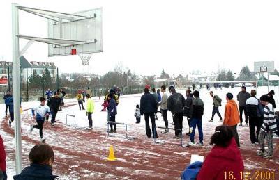 Foto zur Meldung: 2. Lauf der Paarlaufserie 2001/02