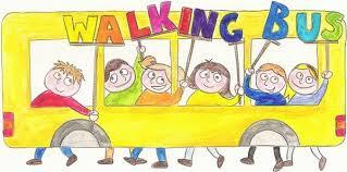 """Vorschaubild zur Meldung: Aktion """"Walking Bus"""""""