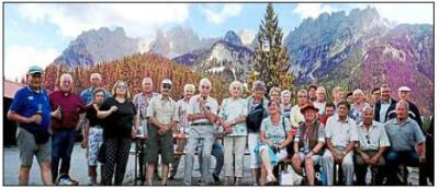 Vorschaubild zur Meldung: Sommerausflug führt zum Wilden Kaiser