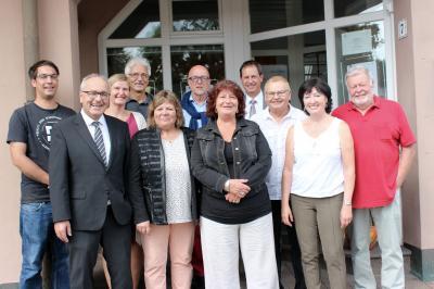 Foto zur Meldung: Staatssekretärin Bärbl Mielich besucht das Mehrgenerationenhaus Generationentreff LEBENSWert