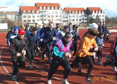 Foto zur Meldung: Paarlaufserie 2001/02 - 4. Lauf