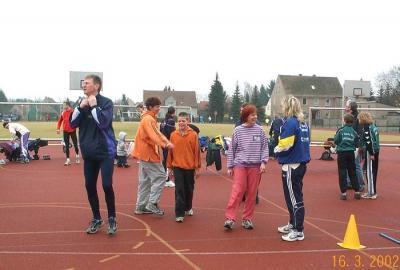 Foto zur Meldung: Paarlaufserie 2001/02 - 5. Lauf