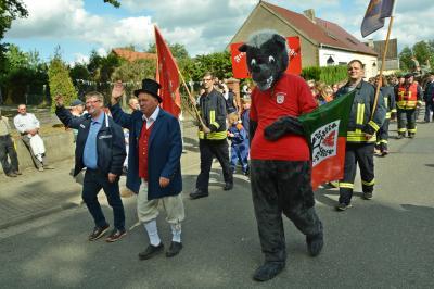Foto zu Meldung: 650 Jahre Beveringen - ein großes Fest im kleinen Dorf