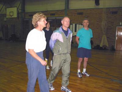 Foto zur Meldung: Athletikmehrkampf - Kreismeisterschaft Erwachsene