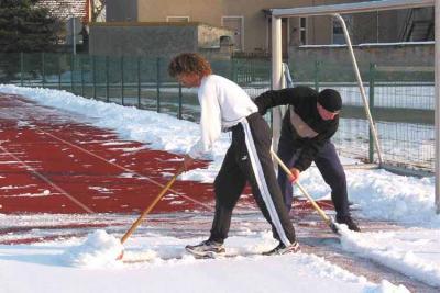 Foto zur Meldung: 4. Lauf - Paarlaufserie 2002/03