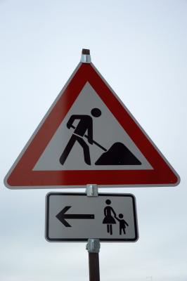 Vorschaubild zur Meldung: Gehrenweg wird vom 19. bis 21. September voll gesperrt