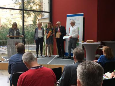 Die Gemüseackerdemie Potsdam ist die diesjährige brandenburgische Preisträgerin beim Projekt Nachhaltigkeit. Foto: Brandenburg 21