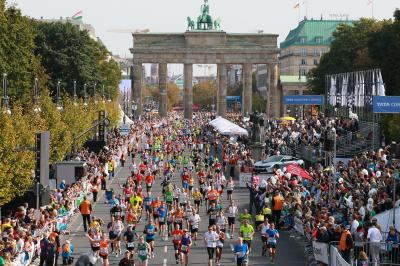 Foto zur Meldung: 45. BMW BERLIN MARATHON