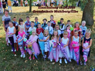 Foto zur Meldung: 1. Schultag! Herzlichen Glückwunsch allen Schulanfängern und ihren Familien