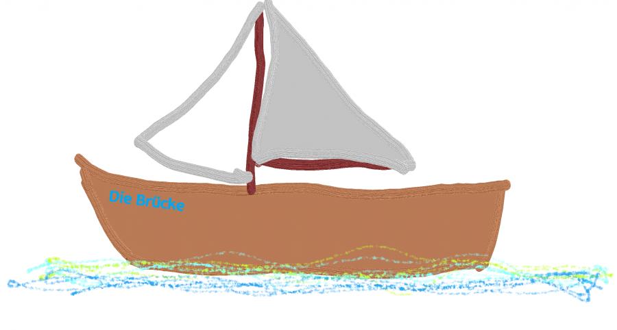 Bild der Meldung: Papierbootregatta auf dem Hasesee