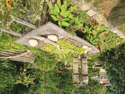 Foto zur Meldung: Gartenreisende wollen sich gemeinsam erinnern