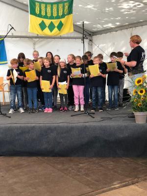 Foto zur Meldung: Amtsjubiläum am 25. August 2018