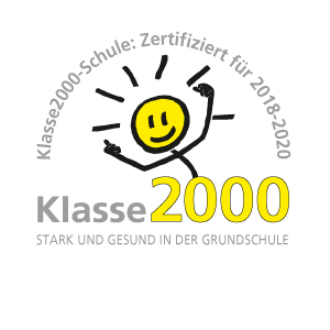 Foto zur Meldung: Auszeichnung mit dem Klasse-2000-Zertifikat
