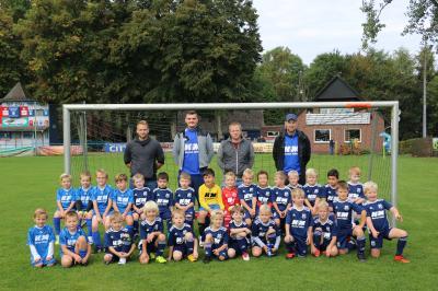 Foto zur Meldung: U07: G-Jugend - Erster Spieltag im Grünenthal