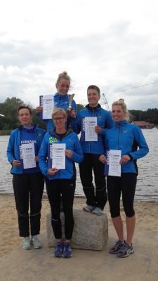 Foto zur Meldung: Staffelmarathon in Neubrandenburg