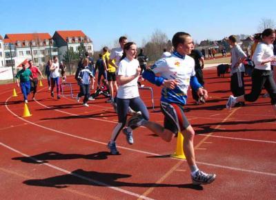 Foto zur Meldung: 5. Lauf - Paarlaufserie 2002/03