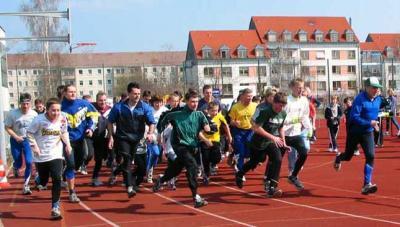 Foto zur Meldung: Paarlaufserie 2002/2003 - Abschluss mit Ehrung/Rückblick