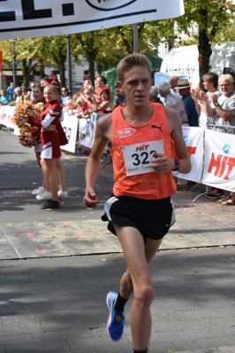 Foto zur Meldung: Torsten Graw gewinnt den HIT-Citylauf