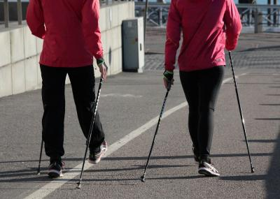 Foto zur Meldung: Nordic Walking Tag in Zwierzyn