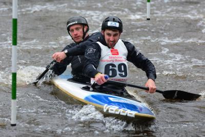 Foto zur Meldung: Wasser satt bei den Norddeutschen Meisterschaften im Kanuslalom  MTV Luhdorf geht mit zahlreichen Siegen vom Platz
