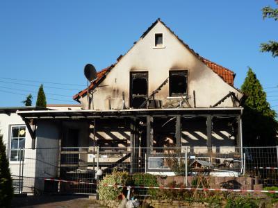 Vorschaubild zur Meldung: Hausbrand in Blankenheim