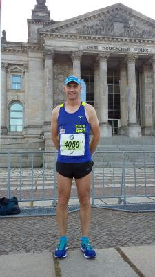 Foto zur Meldung: Mein 12.Berlin Marathon - ein ganz persönlicher Erlebnisbericht.