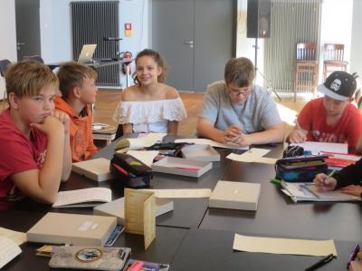 Foto zur Meldung: Spannende Geschichten im Auswandererhaus in Bremerhaven